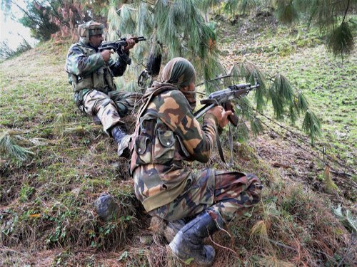 J&K: Militant killed in Kupwara encounter with security forces