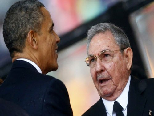 Obama announces new Cuba policy to normalise relations