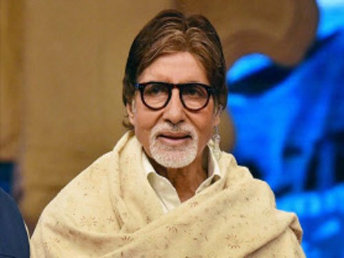 Big B is the king of Twitter: report