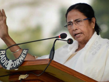 CBI functioning as a 'department of PMO': Mamata