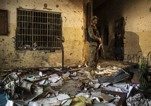 Teenage survivor recounts horrific tale of Peshawar attack
