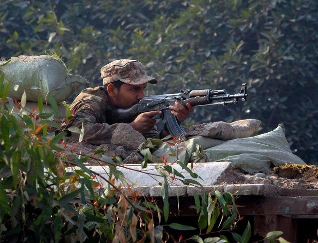 Crackdown launched on Afghan camps, Peshawar outskirts