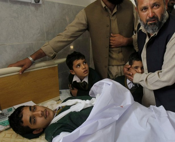 16 Taliban commanders named in FIR on Peshawar school attack