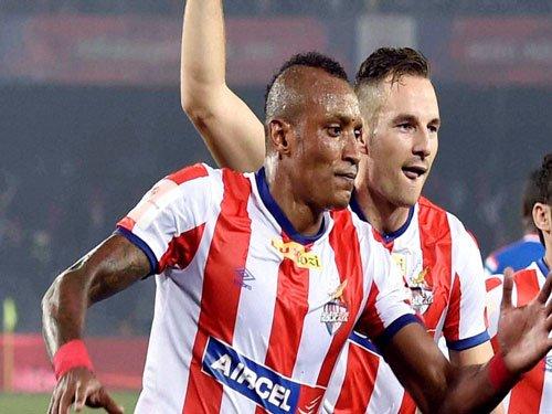 Atletico de Kolkata releases striker Fikru