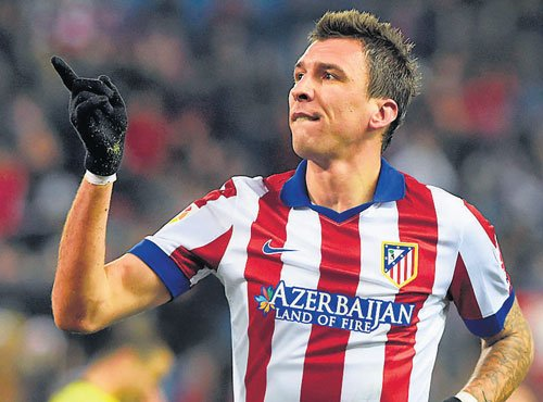 Atletico set up Real clash