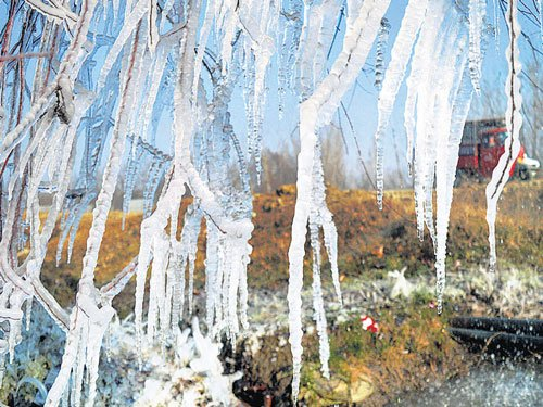 Cold conditions unabated in North