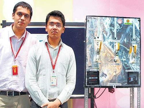 Young minds' 'power'ful inventions