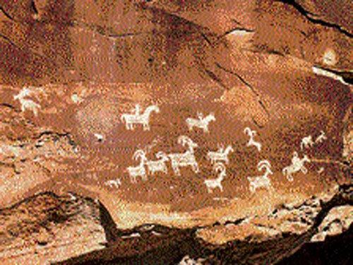 French cave of Chauvet reveals prehistoric rock art