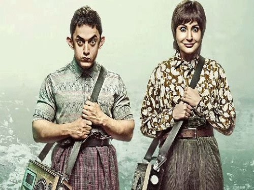 'PK' surpasses Rs.25 crore mark on opening day