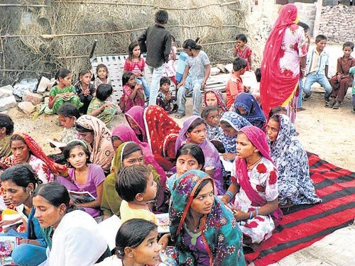 Hindus from Pak live in hope