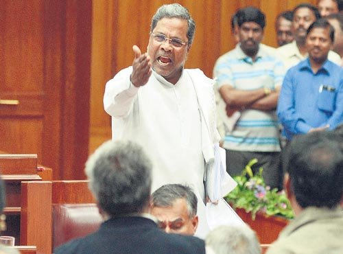 BJP halts proceedings over 'tainted' ministers yet again
