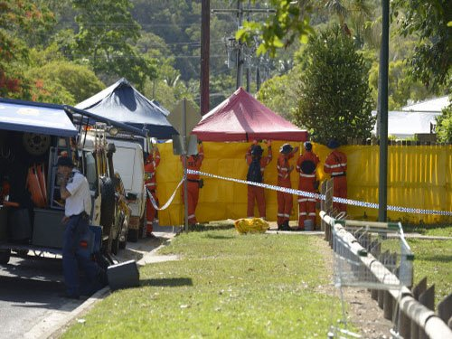 Australian woman charged for murdering eight kids