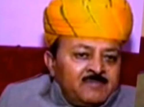 2 Raj BJP leaders caught on video, audio tape using threatening words