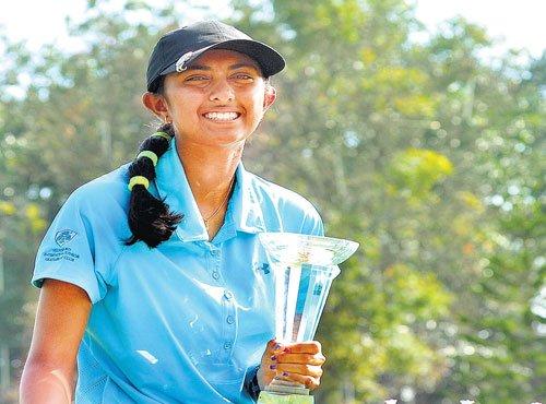 Aditi mops away Anisha for title