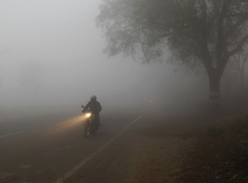 Coldest Monday in Delhi in five years