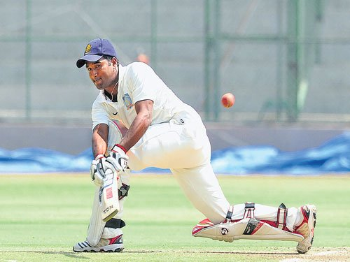 Karnataka fight back to stay in the hunt