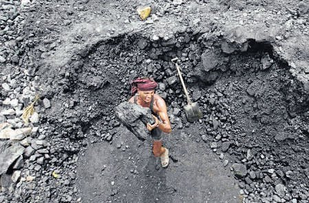 Opening up of coal sector recommended