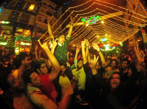 Cops plan special beat for New Year revelry