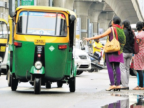 Cops crack down on autos; 5k cases booked