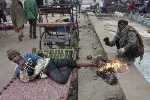 31 die due to cold in Uttar Pradesh