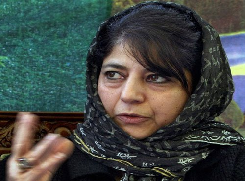 It will take time to form government: Mehbooba