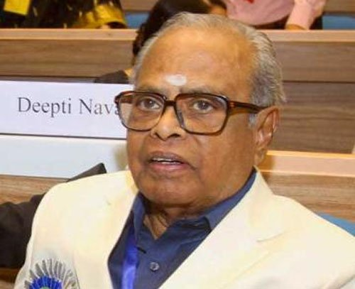 Filmmaker K Balachander passes away