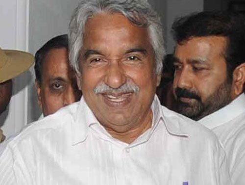 No need for government intervention on conversion: Chandy