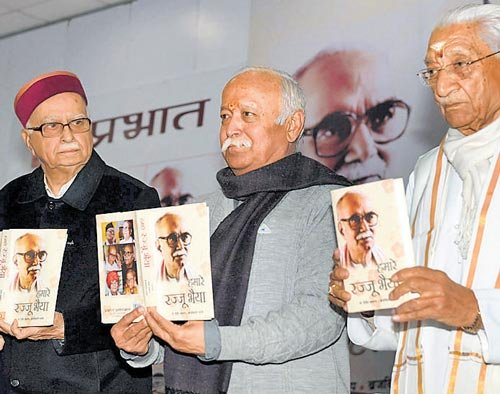Ashok Singhal defends conversion