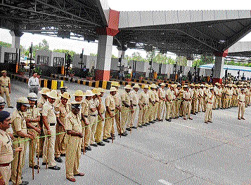 Two special police teams to keep watch on criminals from AP, TN