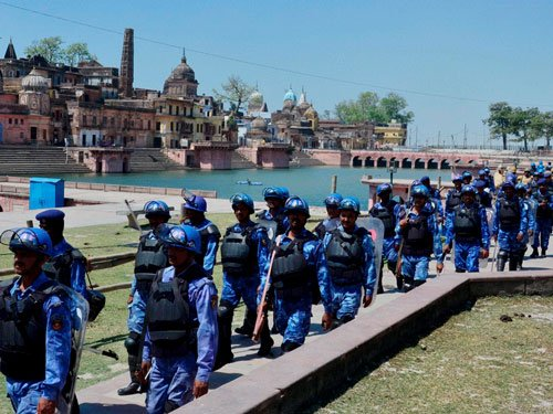 Oldest litigant in Babri Masjid case passes away