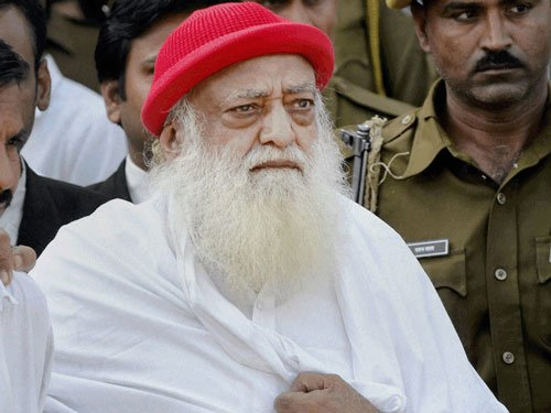 "Woman who filed rape case against Asaram goes ""missing"""