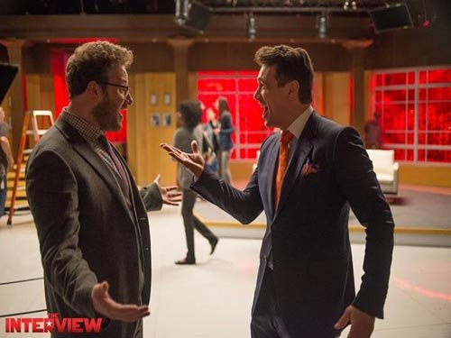 Starz releases 'The Interview'