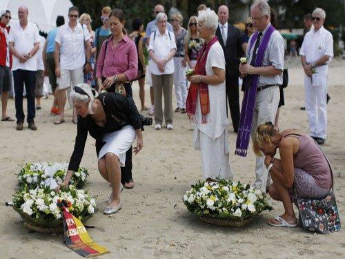 Tamil Nadu pays homage to tsunami victims