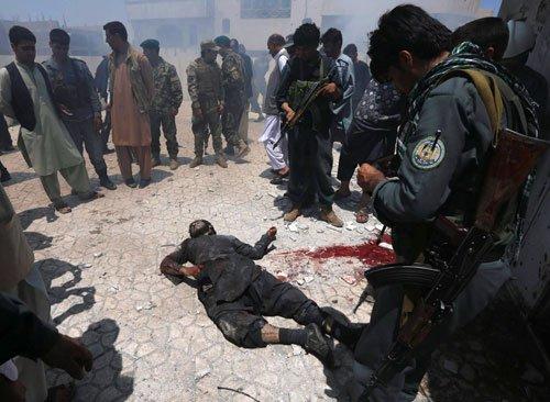 Pak forces kill key planner of Peshawar school massacre
