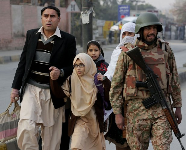 Two suicide bombers killed in Pak operation