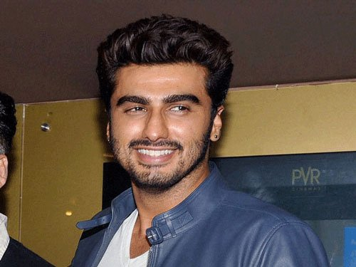 Arjun Kapoor vows to be more health conscious in 2015
