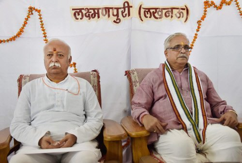 RSS open to re-conversion of Goan Catholics
