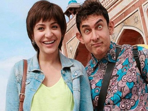 'PK' breaks box-office records, audiences return for more