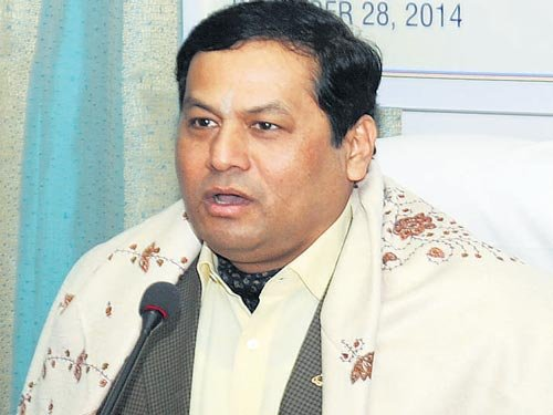 Sonowal wants to bring transparency