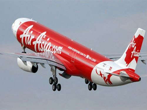 'Missing AirAsia plane maybe at the bottom of the sea'
