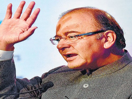 Jaitley differs with Rajan on 'Make in India'