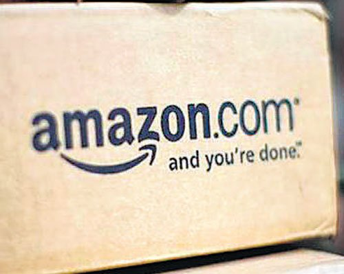 Amazon gets friendly pings from 'Naidu.com'