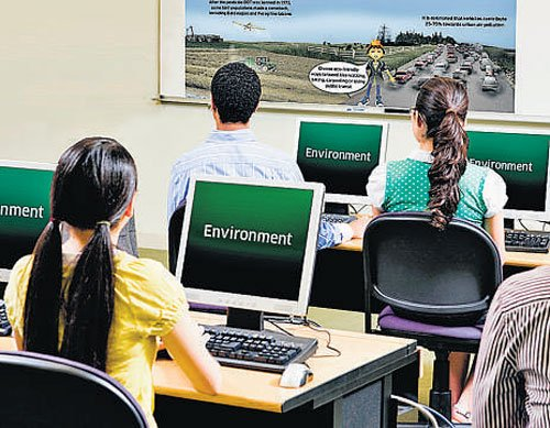 Virtual learning set to be reality in govt colleges