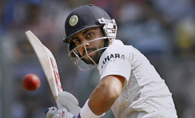 Kohli in another verbal barrage with Australia on day 5