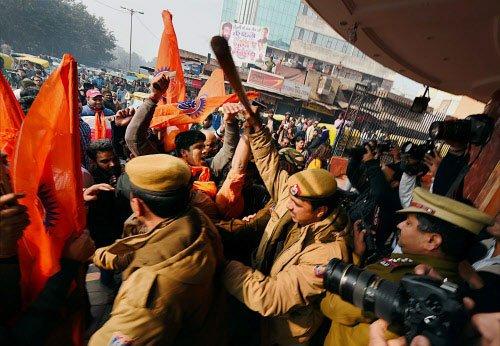 Anti-PK protests spread, film director saddened