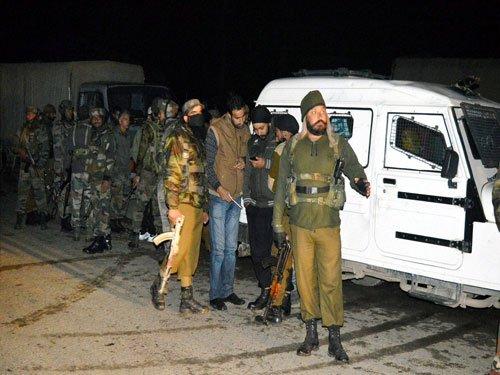 Pak violates ceasefire again, BSF jawan killed