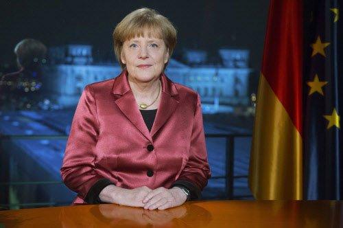 Don't attend anti-Islam rallies:Merkel's NY warning to Germans