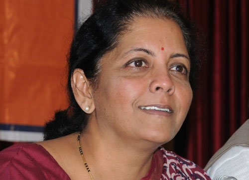 Make in India concept to change people's mindset: Sitharaman