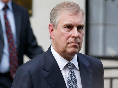 Palace steps up defence of Prince Andrew in sex scandal