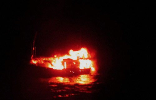 Congress, BJP spar over Pakistani 'terror boat'